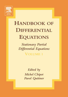 Handbook of Differential Equations: Stationary Partial Differential Equations (Hardback)