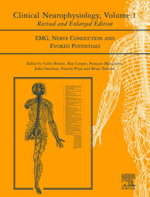 Clinical Neurophysiology: EMG, Nerve Conduction and Evoked Potentials - Handbook of Clinical Neurophysiology v. 1 (Hardback)