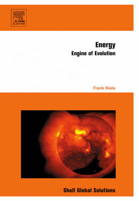 Energy: Engine of Evolution (Hardback)