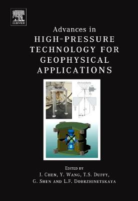 Advances in High-Pressure Techniques for Geophysical Applications (Hardback)