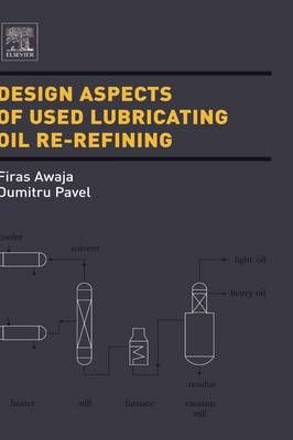 Design Aspects of Used Lubricating Oil Re-Refining (Hardback)