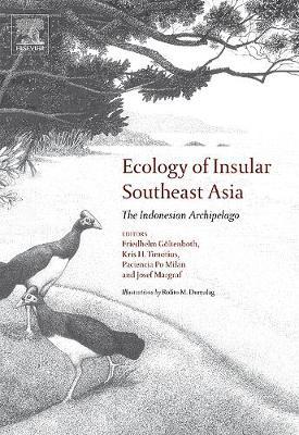 Ecology of Insular Southeast Asia: The Indonesian Archipelago (Hardback)