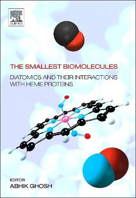 The Smallest Biomolecules: Diatomics and their Interactions with Heme Proteins (Hardback)