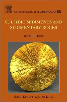Sulfidic Sediments and Sedimentary Rocks: Volume 65 - Developments in Sedimentology (Hardback)