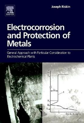 Electrocorrosion and Protection of Metals: General Approach with Particular Consideration to Electrochemical Plants (Hardback)