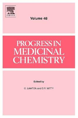 Progress in Medicinal Chemistry: Volume 48 - Progress in Medicinal Chemistry (Hardback)