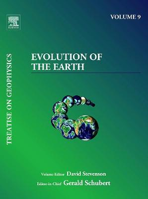 Evolution of the Earth: Treatise on Geophysics (Paperback)