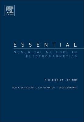 Essential Numerical Methods in Electromagnetics (Paperback)