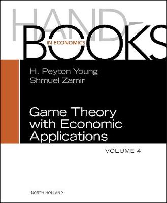 Handbook of Game Theory: Volume 4 (Hardback)
