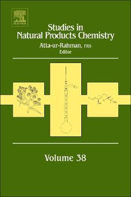 Studies in Natural Products Chemistry: Volume 37 - Studies in Natural Products Chemistry (Hardback)