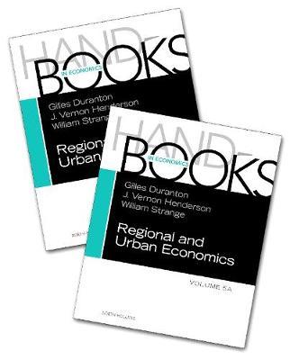 Handbook of Regional and Urban Economics: Volume 5A-5B