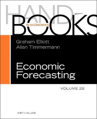Handbook of Economic Forecasting: Volume 2B - Handbook of Economic Forecasting (Hardback)