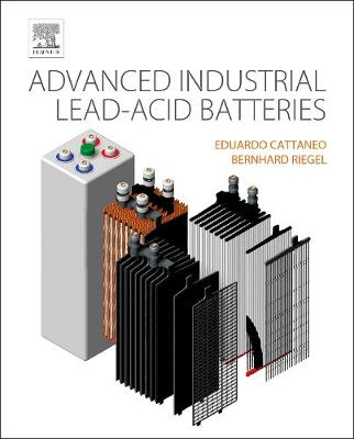 Advanced Industrial Lead-Acid Batteries (Hardback)