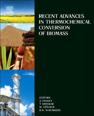Recent Advances in Thermochemical Conversion of Biomass (Hardback)