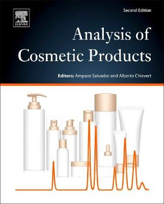 Analysis of Cosmetic Products (Hardback)