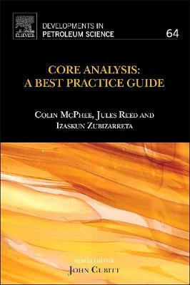 Core Analysis: A Best Practice Guide: Volume 64 - Developments in Petroleum Science (Hardback)