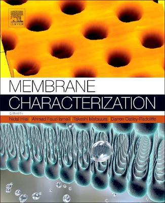 Membrane Characterization (Paperback)