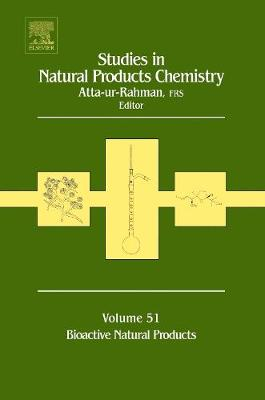 Studies in Natural Products Chemistry: Volume 51 - Studies in Natural Products Chemistry (Hardback)