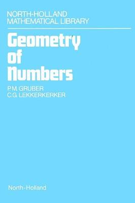 Geometry of Numbers: Volume 37 - North-Holland Mathematical Library (Hardback)