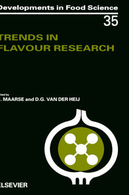 Trends in Flavour Research: Volume 35 - Developments in Food Science (Hardback)