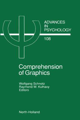 Comprehension of Graphics: Volume 108 - Advances in Psychology (Hardback)