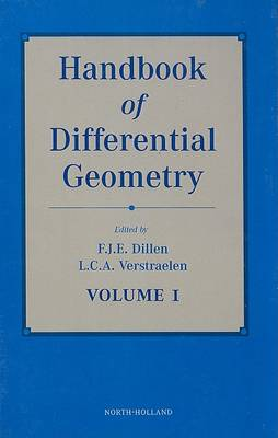 Handbook of Differential Geometry, Volume 1 (Hardback)