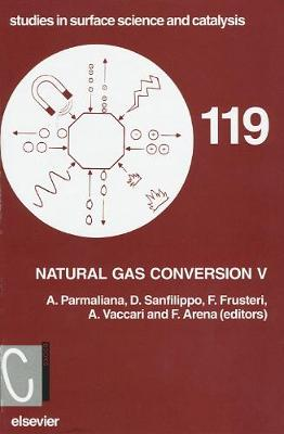 Natural Gas Conversion V: Volume 119 - Studies in Surface Science and Catalysis (Hardback)
