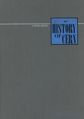 History of CERN, III (Hardback)