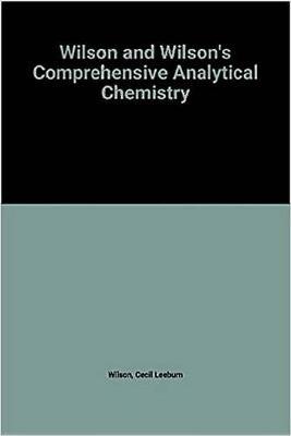 Comprehensive Analytical Chemistry: Ion Exchangers in Analytical Chemistry - Their Properties and Use in Inorganic Chemistry v.14 - Comprehensive Analytical Chemistry (Hardback)
