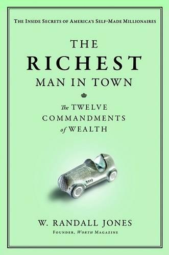 The Richest Man in Town (Hardback)