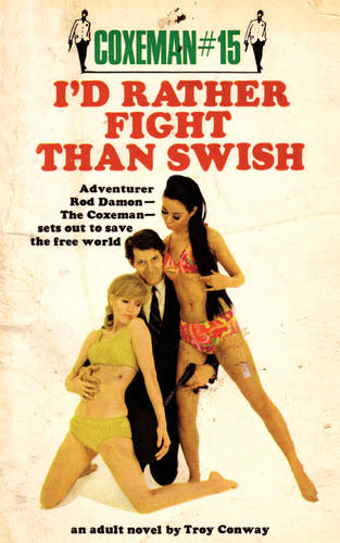 I'd Rather Fight Than Swish: I'd Rather Fight Than Swish (Paperback)