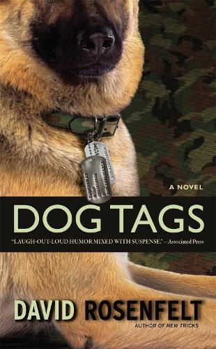 Dog Tags: Number 8 in series - Andy Carpenter (Paperback)