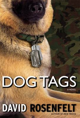 Dog Tags: Number 8 in series - Andy Carpenter (Hardback)