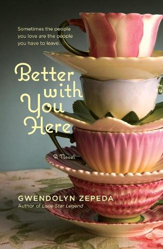 Better With You Here (Paperback)