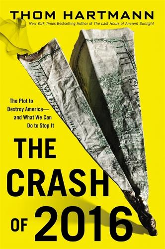 The Crash of 2016: The Plot to Destroy America--and What We Can Do to Stop It (Hardback)
