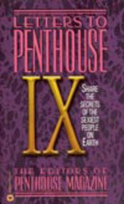 Letters to Penthouse - Letters to Penthouse 9 (Paperback)