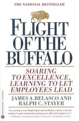 Flight Of The Buffalo (Paperback)