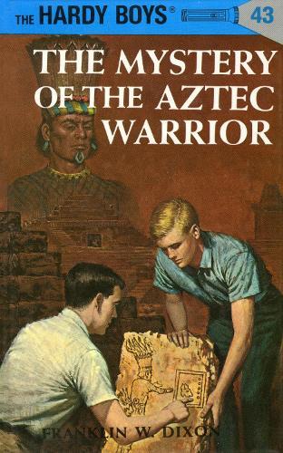 The Mystery of the Aztec Warrior (Hardback)