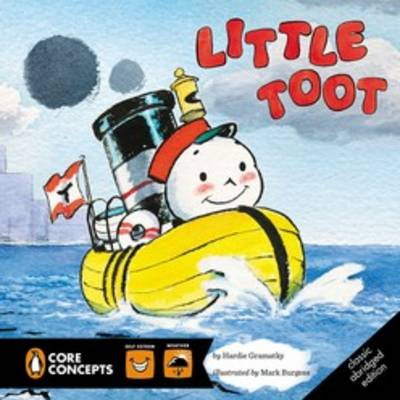 Little Toot (Board book)