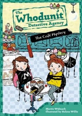 The Cafe Mystery No. 4 (Paperback)