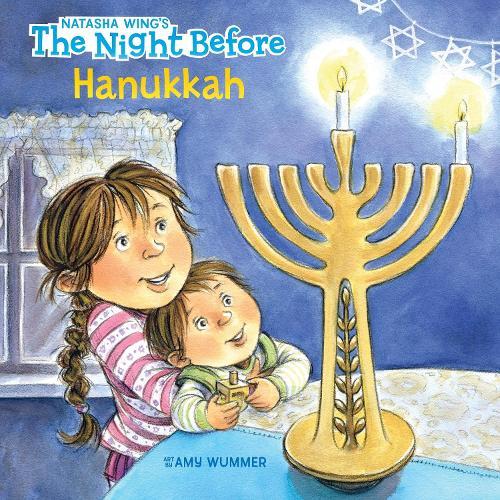 Night Before Hanukkah (Paperback)