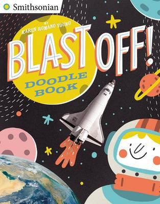 Blast Off! Doodle Book (Board book)
