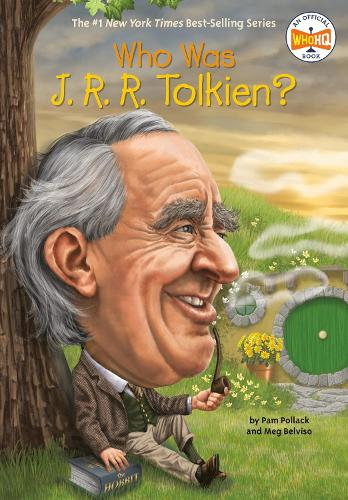 Who Was J.R.R. Tolkein? (Paperback)