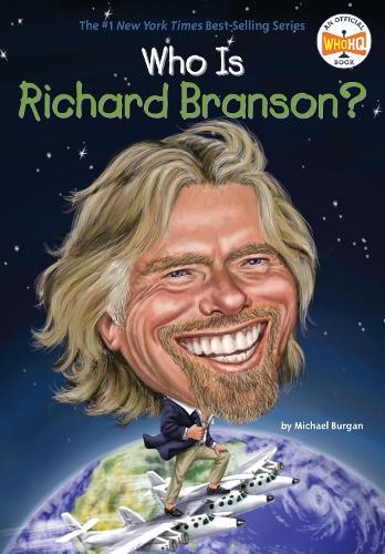Who Is Richard Branson? (Board book)