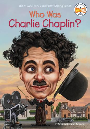Who Was Charlie Chaplin? (Paperback)
