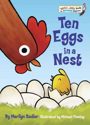 Ten Eggs In A Nest (Hardback)