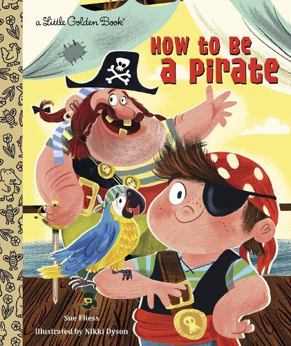 LGB How To Be A Pirate (Hardback)
