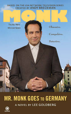 Mr. Monk Goes To Germany (Paperback)