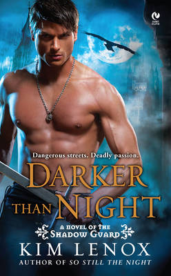 Darker Than Night: A Novel of the Shadow Guard (Paperback)