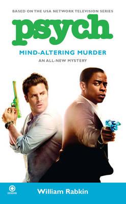 Psych: Mind-altering Murder (Paperback)